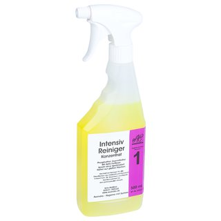 INTENSIV-REINIGER 500ML